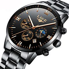 Men's Mechanical Watch Skeleton Watch Dress Watch Japanese Automatic self-winding Calendar.  Best cheap watches are cool watches too. You can buy best watches under 100 dollars. Very affordable watches and mens watch under 100. Best affordable watches - these are amazing watches below 100 bucks,  and affordable mens watches too.