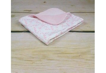 Baby Blanket Petit fleur - 100%ORGANIC COTTON