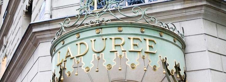 Ladurée открывают первый шоколадный магазин, Buro 24/7
