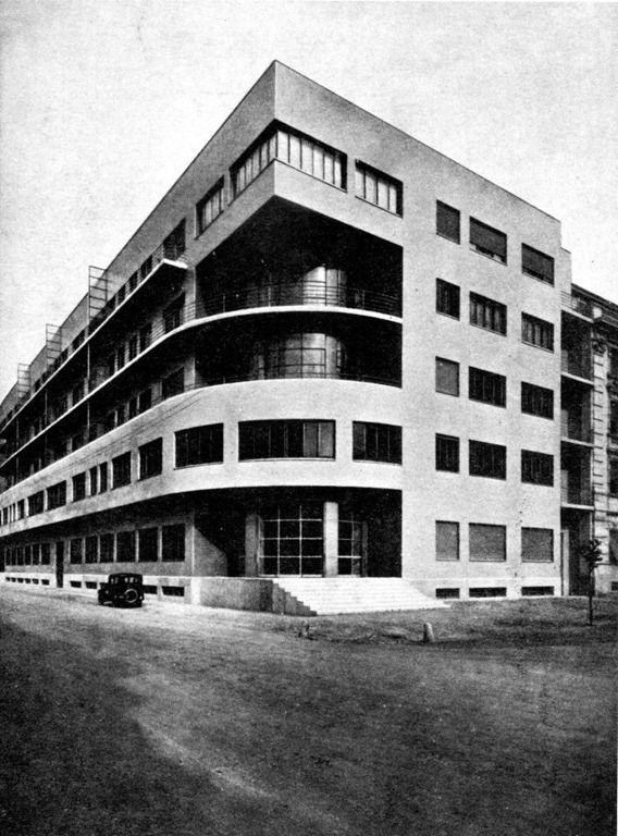 Novocomum Como, Italy Giuseppe Terragni, 1927-1929