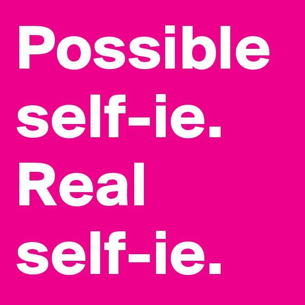 one's self