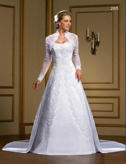 The Most Beautiful Wedding Dress EVER