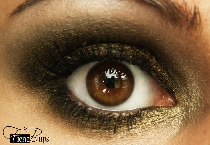 Eye make-up, www.fienebuijs.nl