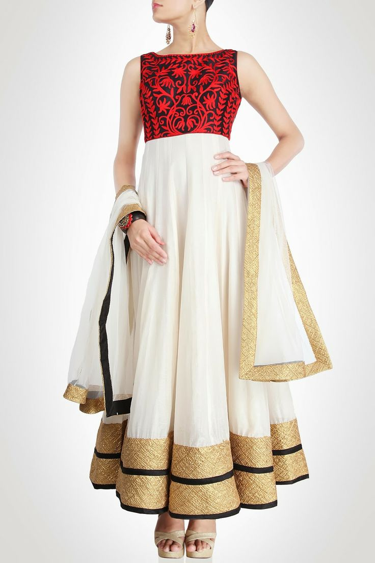 Fashion: Designers Anarkali Suit