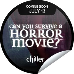 (New) Can You Survive A Horror Movie? Coming Soon Sticker | GetGlue