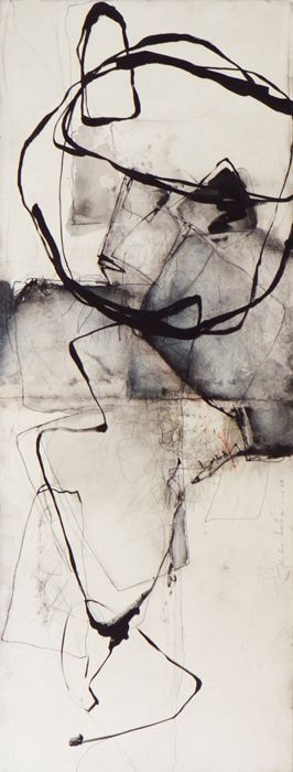 art journal – expression through abstraction — Kitty Sabatier
