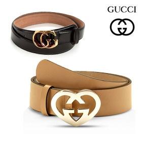 Gucci Women's Genuine Leather Luxury Belts - Heart or Round    http://pinterest.com/treypeezy  http://twitter.com/TreyPeezy  http://instagram.com/treypeezydot  http://OceanviewBLVD.com