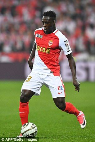 Mendy would bolster their left back options after City released Gael Clichy