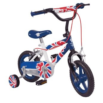 "2012 Olympics Team GB 12"" Bike"