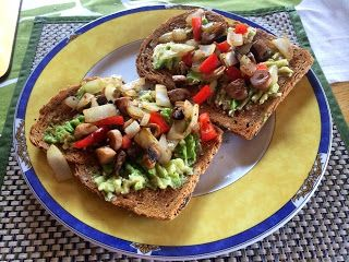Diary of a Sauce Pot: Rachael's Recipes - Mexican(ish) Toast