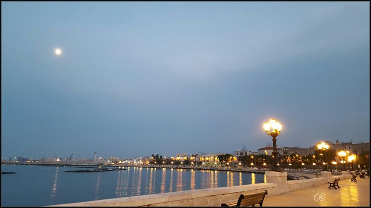 #Bari #weareinpuglia #lungomare #puglia