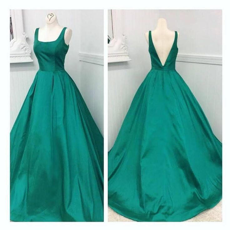 Childrens Prom Dresses 2016 Simple And Elegant Prom Dresses With Open Neck Real Images Hunter Satin Ball Gown Evening Gowns With Sweep Train Teenage Prom Dresses From Nicedressonline, $148.64| Dhgate.Com