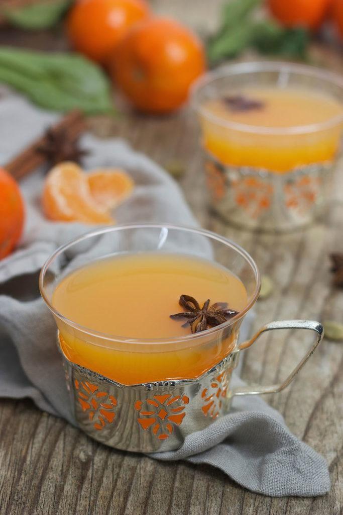 Mandarinenpunsch