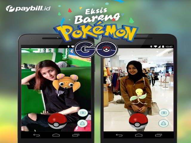 Kontes Foto Eksis Bareng Pokemon GO Berhadiah Pulsa Gratis - Hai sobat MisterKuis! Mau mendapatkan pulsa gratis hanya dengan memainkan Pokemon GO?