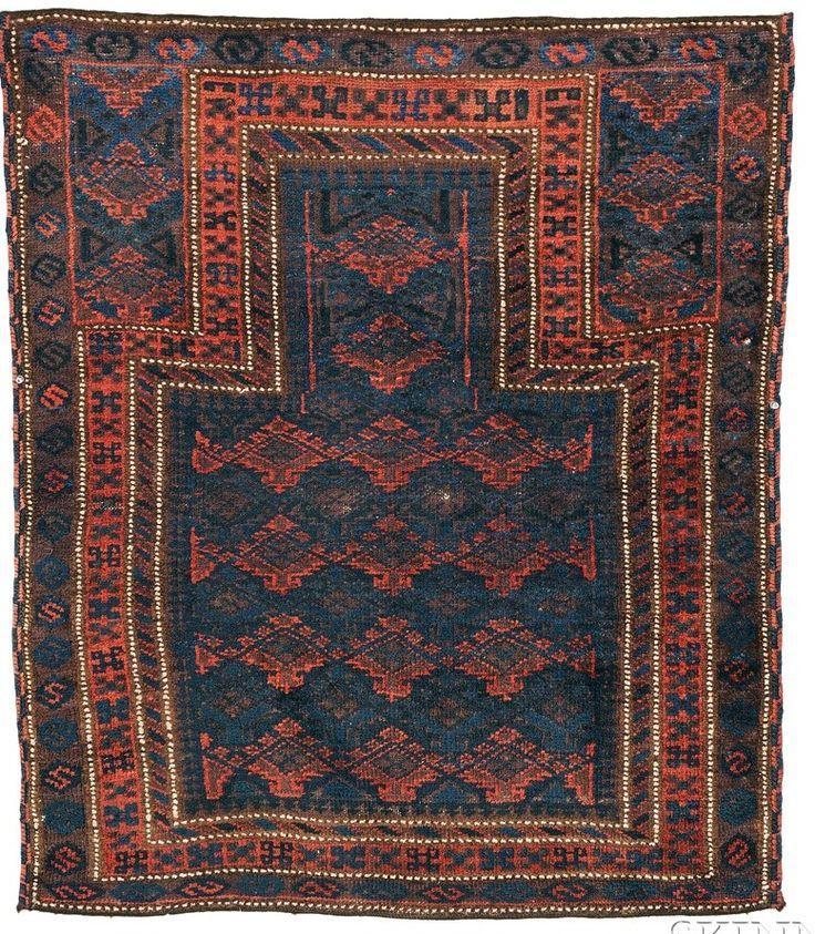 Royal Border Oriental Rug By Rug Culture: 680 Best Prayer Rugs Images On Pinterest