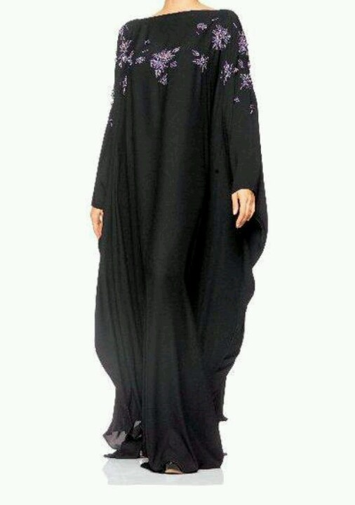 Simple but awesome bisht abaya....