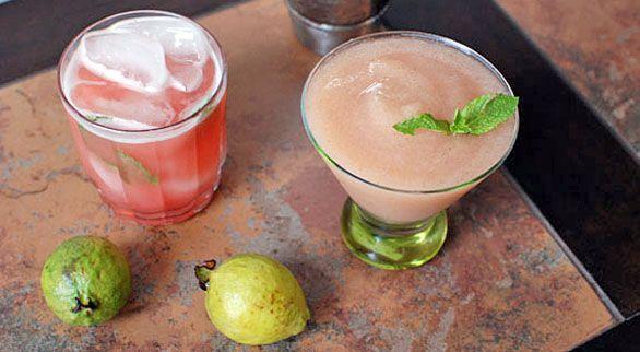Guava Daiquiris