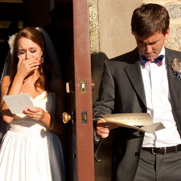 Debating whether to see each other before the ceremony? These incredibly sweet photos might convince you!