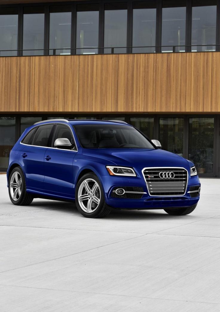 2013 Audi SQ5 3.0 TFSI