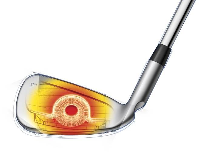 Ping G Iron Set – Graphite Shaft The Ping G Iron set with graphite shafts is an ideal set of clubs for almost any golfer, as the advanced technology along with a forgiving and extremely soft steel face creates the ideal launch angles and ball speeds. This set of irons may be the current best golf irons for senior golfers.