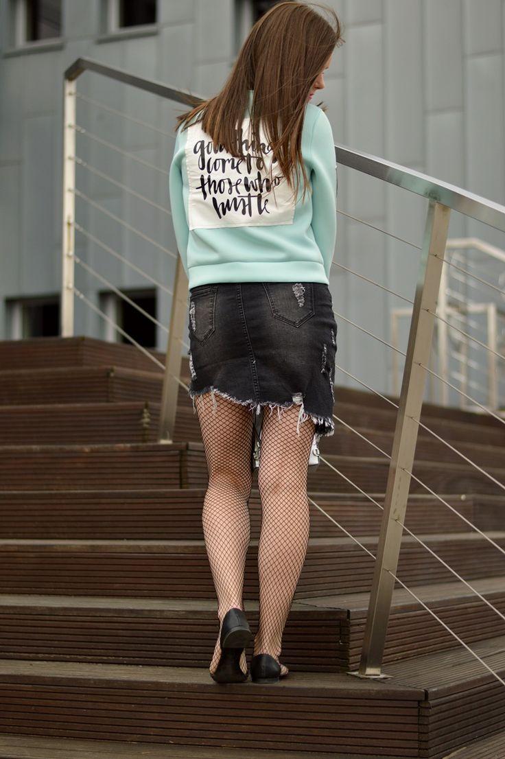 Pin Op Street Fashion