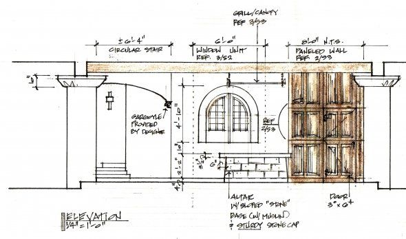 Front Elevation Set Design : Best images about scenic design on pinterest theater