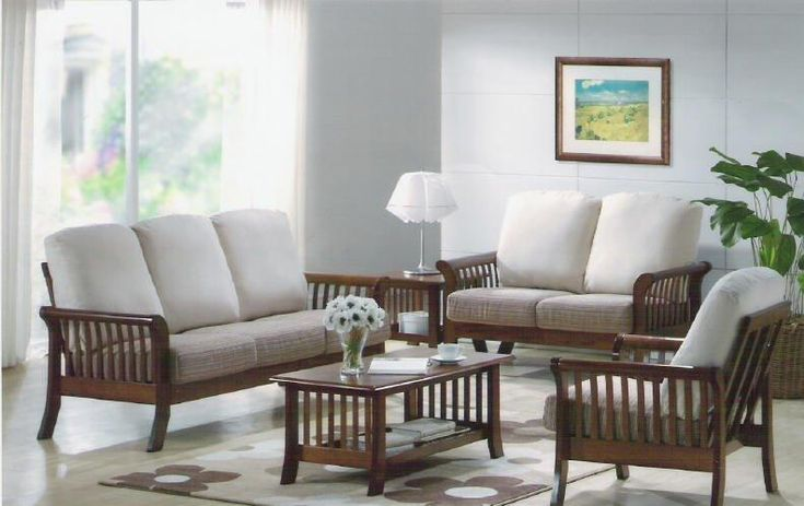 31+ Wooden Sofa Designs | Furniture Designs | DesignTrends