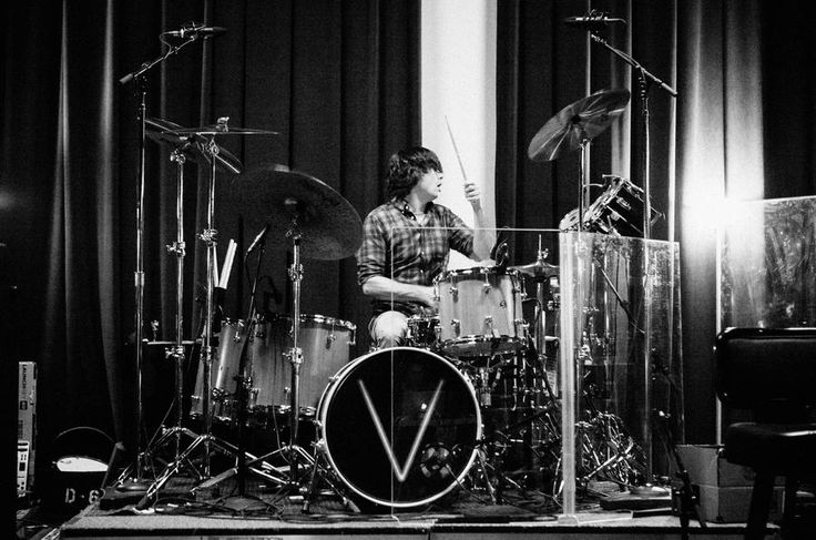 Matt Flynn on Drums