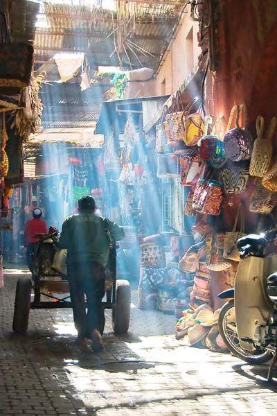 マラケシュ(Marrakech)