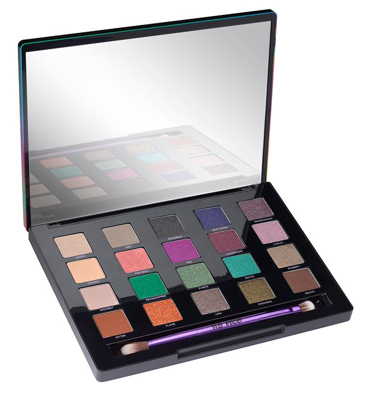 Urban Decay collection Noël 2015…!