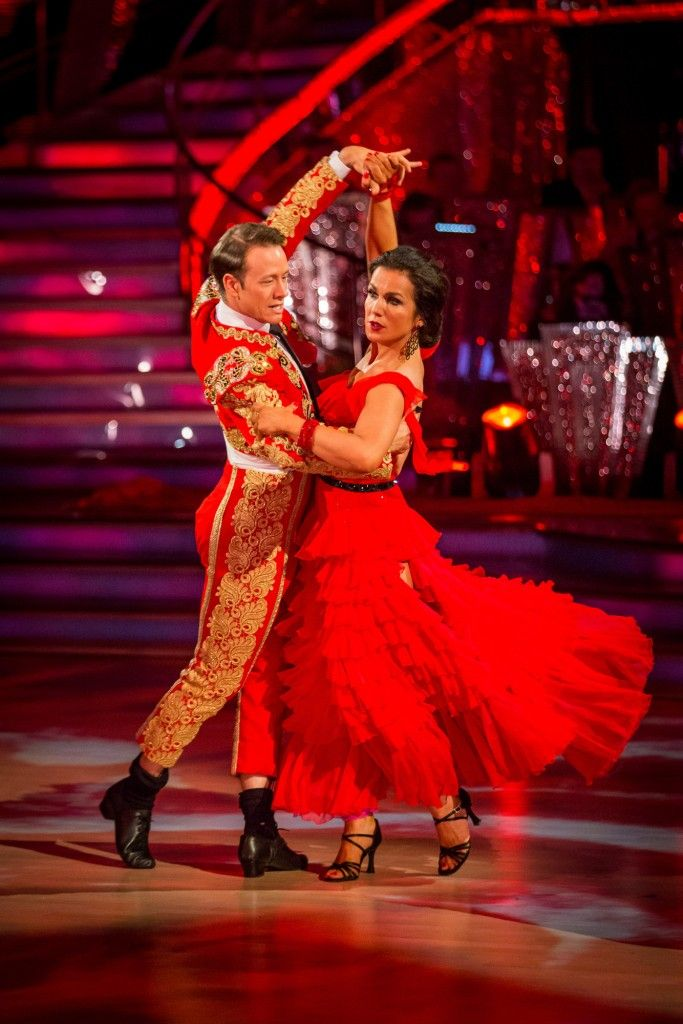 Susanna Reid and Kevin Clifton - Strictly Come Dancing 2013 - Week 13 The Final
