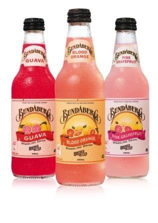 Bundaberg sodas, sold at World Market