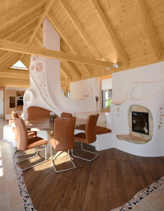 die besten 25 lehmputz ideen auf pinterest freimauerofen kamin m ntel und mantel a linie. Black Bedroom Furniture Sets. Home Design Ideas