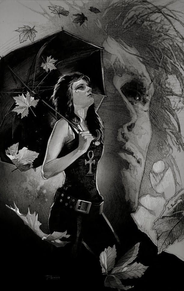 Death & Dream, by  Nick Runge