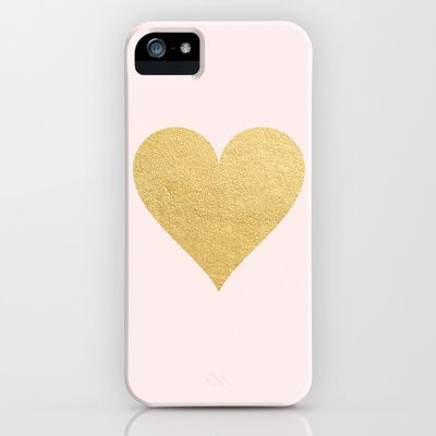 My Heart iPhone Case by Miss Modern Shop - $35.00