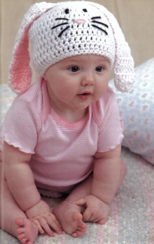 Hats & Diaper Covers [LA75386] - $5.99 : Maggie Weldon, Free Crochet Patterns