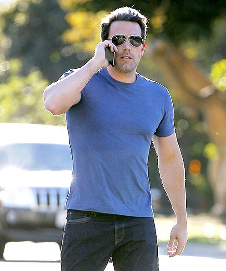 Ben Affleck Looks Hot, Buff: Batman Star: Pictures - Us Weekly