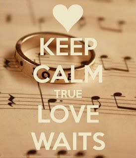 Wedding Diva: Keep Calm and Wait On