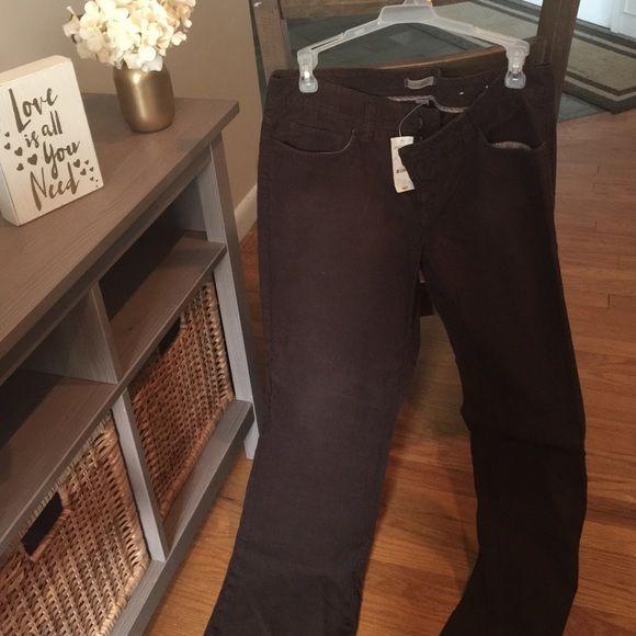 Express corduroy brown pant NWT Corduroy pant. NWT Express Pants