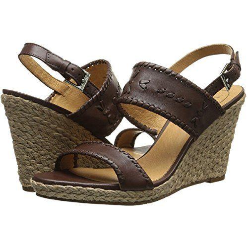 (ジャックロジャース) Jack Rogers レディース シューズ・靴 フラット Vanessa 並行輸入品  新品【取り寄せ商品のため、お届けまでに2週間前後かかります。】 カラー:Espresso 商品番号:ol-8508860-359