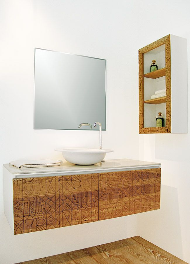 Schön The Material Collection Of Bathroom Furniture Bianchini U0026 Capponi, Solid  Wood, Is Designed And Built By Reinterpreting Antique And Classic Styles,  ...