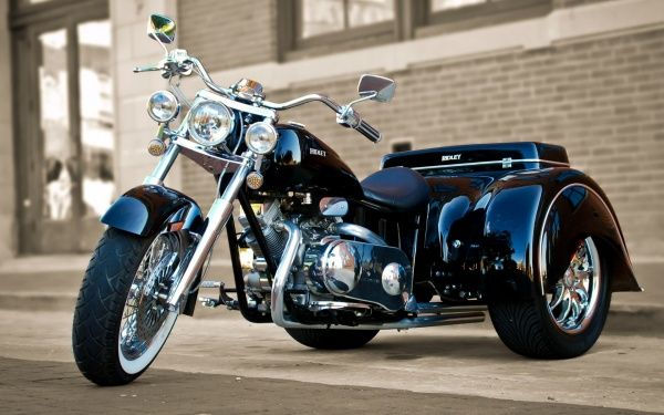 Ridley Automatic Transmission Motorcycles | Ridley Custom Chopper