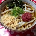 Hiyashi Udon - we add boiled egg, too.