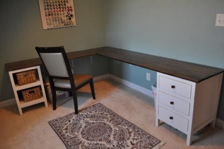 Craft Room Build | Do It Yourself Home Projects from Ana White