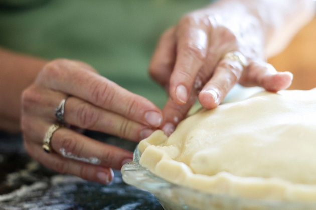 My recipe for the perfect pie crust - Ree Drummond - The Pioneer Woman