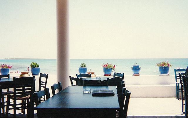 naxos Island - 2003    mikri vigla (what a peace..