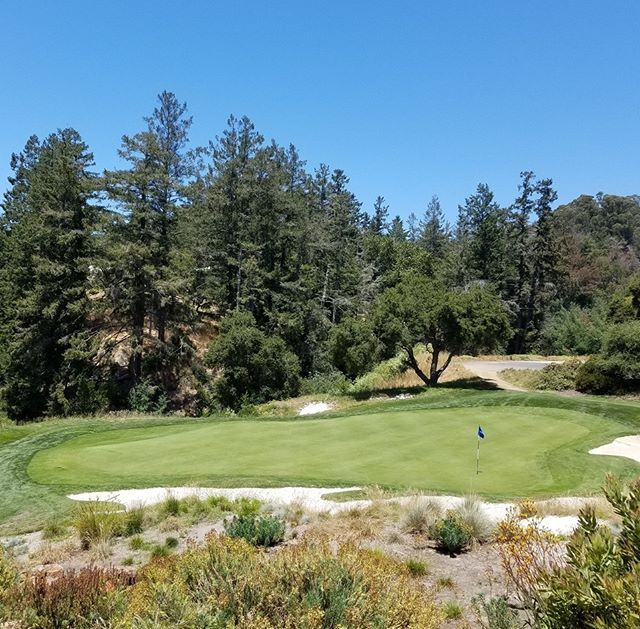 I feel blessed to have Golf in my life, one of the best parts about Golf is to be able to travel and play great courses. This trip was very special, we to play two McKenzie courses. The great finishing hole at Pasatiempo. #whyilovethisgame #beautyfulgolfcourses #greatgolfcourses #leadingcourses #pasatiempogolfclub #mackensie #santacruz #monterey #montereypeninsula #pga365 #montereylocals - posted by Luis perez https://www.instagram.com/mauilou808 - See more of Monterey Bay at…