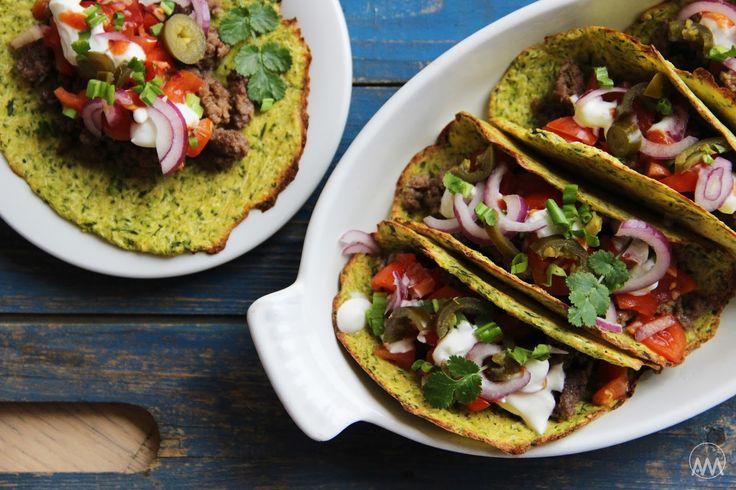 """V kuchyni vždy otevřeno ...: Cuketové """" tacos """""""