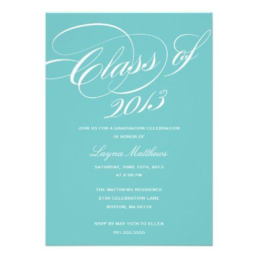 Senior Graduation Invites for luxury invitation sample