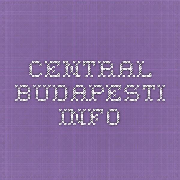 MONDOKAK central.budapesti.info